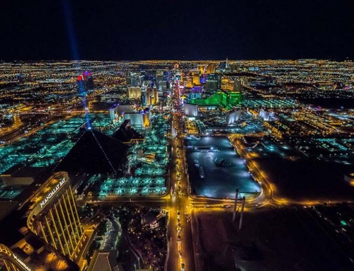 Las Vegas like you've never seen it before