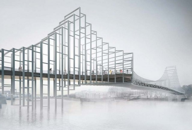 London's Battersea Bridge Competition is a Symbol of the City (7)