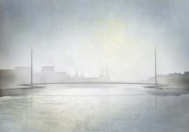 London's Battersea Bridge Competition is a Symbol of the City (5)