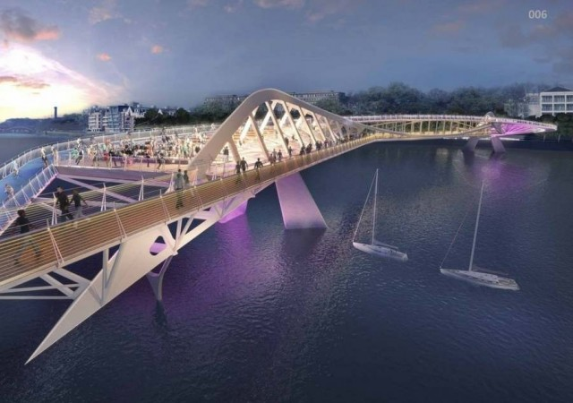 London's Battersea Bridge Competition is a Symbol of the City (4)