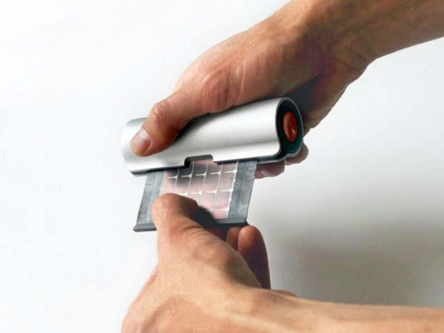 Rollable Solar Charger (4)