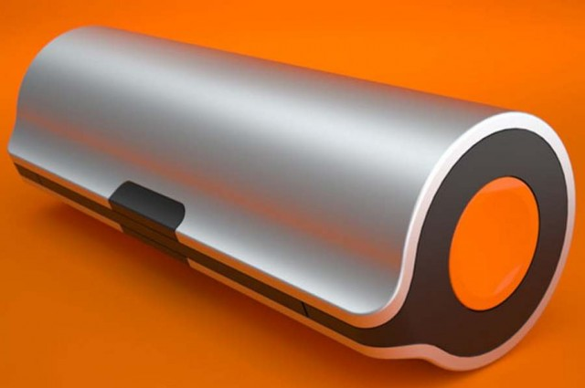 Rollable Solar Charger (2)