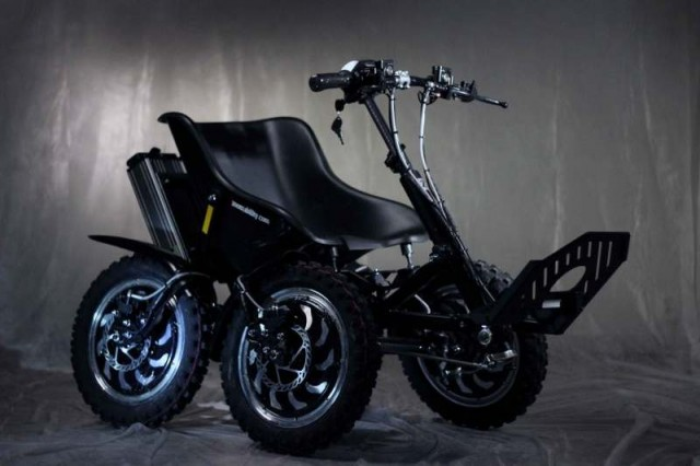 Zoom Electric 4WD vehicle