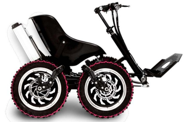 Zoom Electric 4WD vehicle (2)