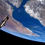 Flyover of Gulf of Aden and Horn of Africa