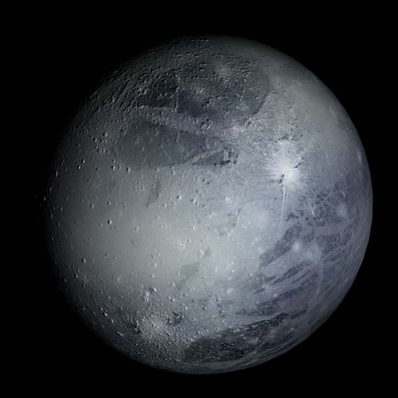 pluto planet temperature - photo #18