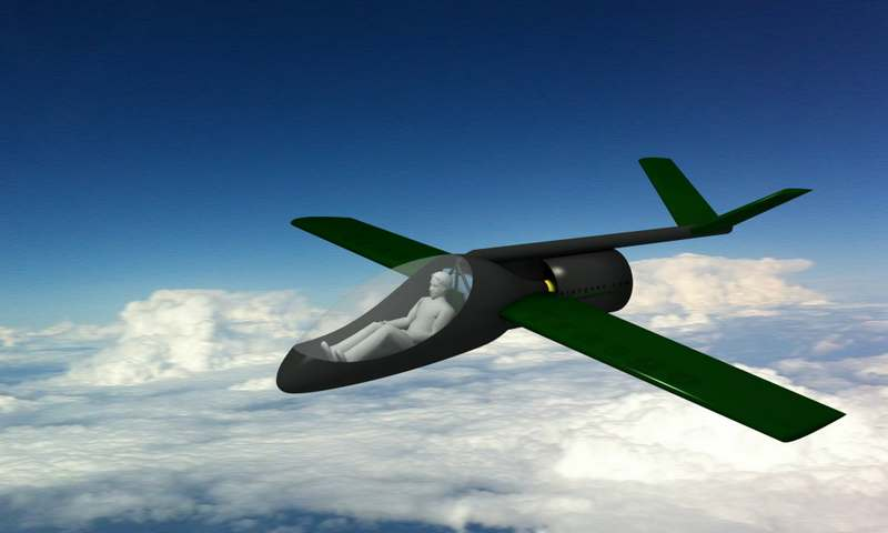 Wordlesstech trasgo powerful electric aircraft concept for Electric motors for aircraft