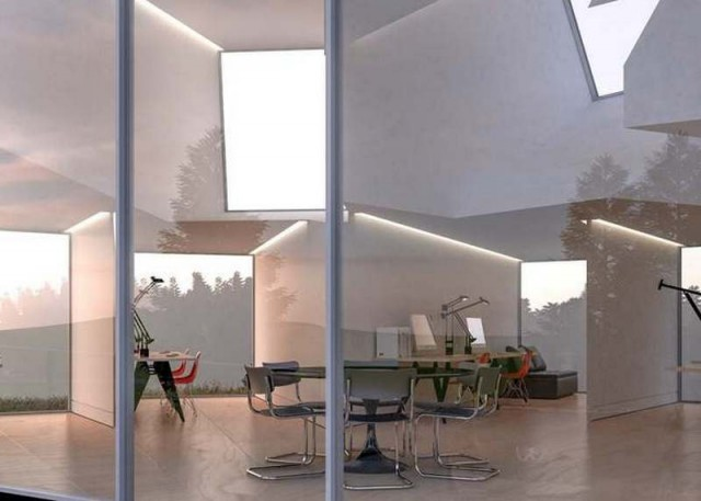 Studio made by shipping containers (2)