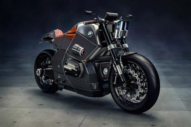BMW M motorcycle concept