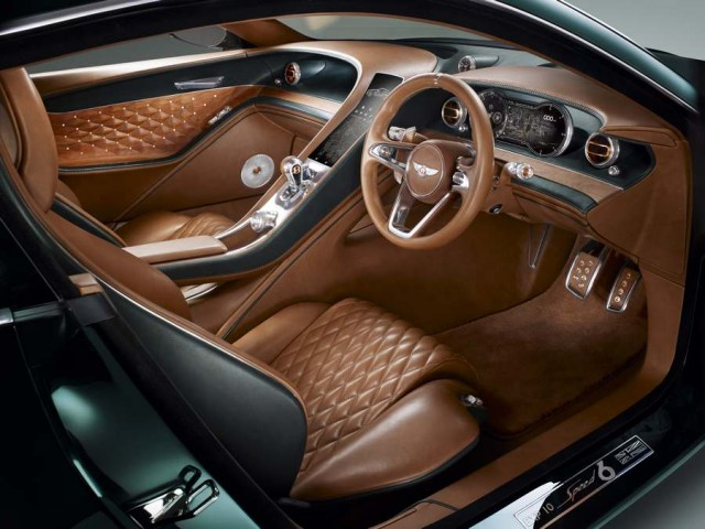 Bentley EXP 10 Speed 6 two seater sportscar (9)