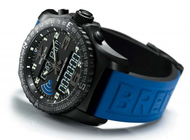 Breitling B55 'Connected Chronograph' (3)