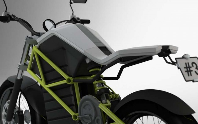 C#3 Electric Motorcycle (1)