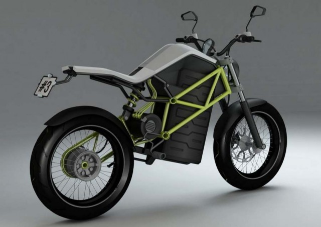 C#3 Electric Motorcycle (9)