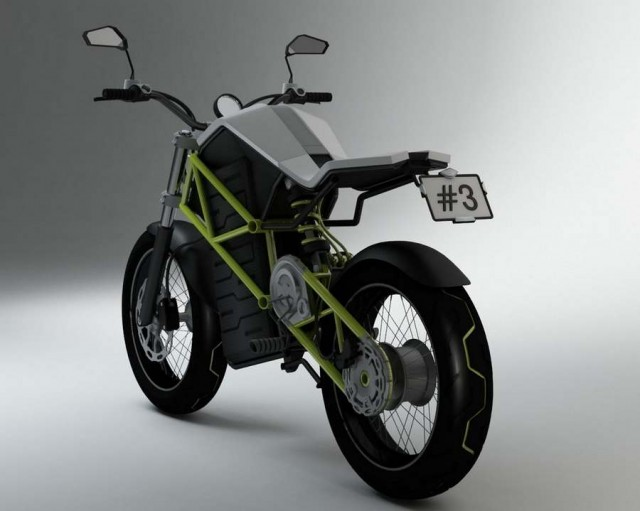 C#3 Electric Motorcycle (8)