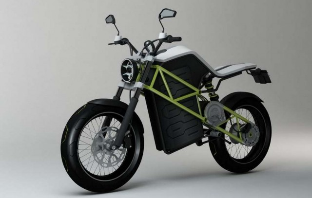 C#3 Electric Motorcycle (7)
