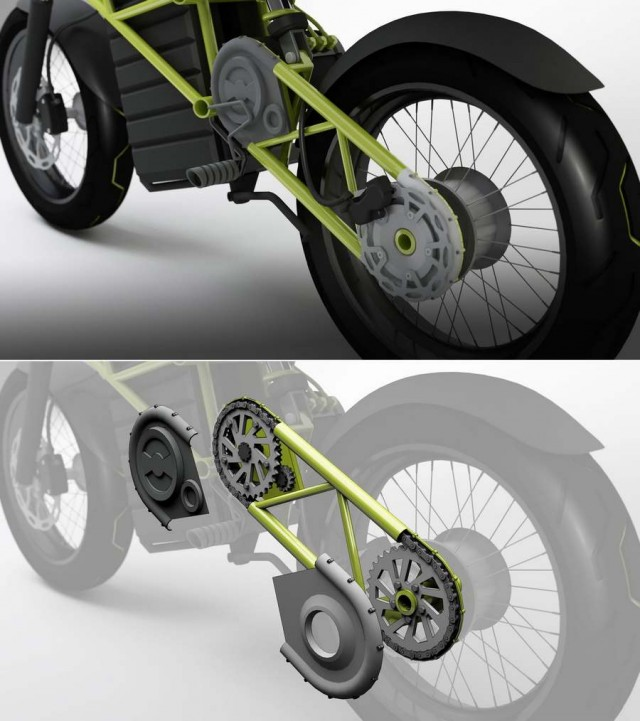 C#3 Electric Motorcycle (6)