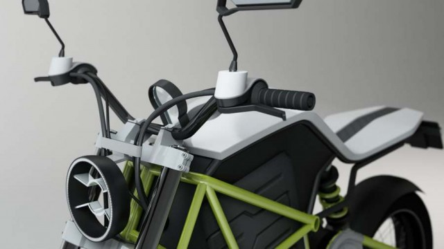 C#3 Electric Motorcycle (4)