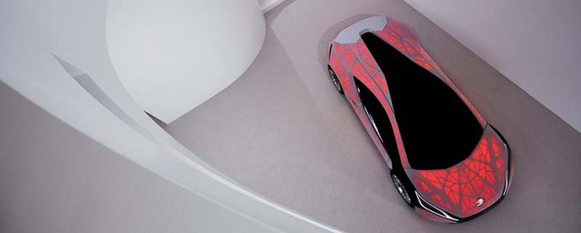 EDAG Light Cocoon 3D-printed car (3)