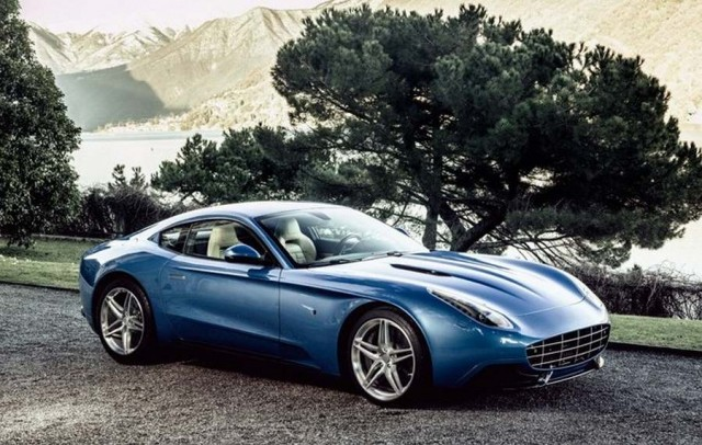 Ferrari Touring Superleggera Berlinetta Lusso