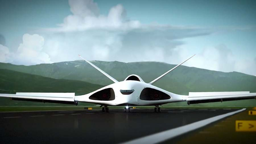 Wordlesstech Giant Russian Supersonic Transport Plane