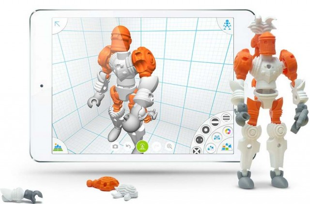 design and 3D print Toys