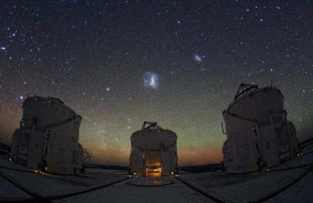 our new neighbours orbiting the Milky Way
