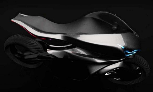 Mercedes One Class Revenge motorcycle (4)