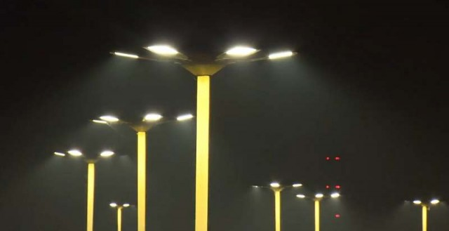 New LED streetlights in Poland by Philips (3)