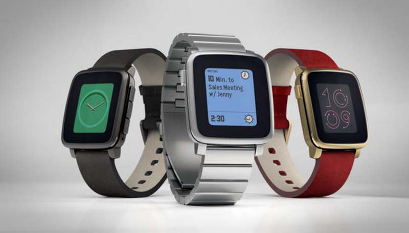 Pebble Time smartwatch (5)