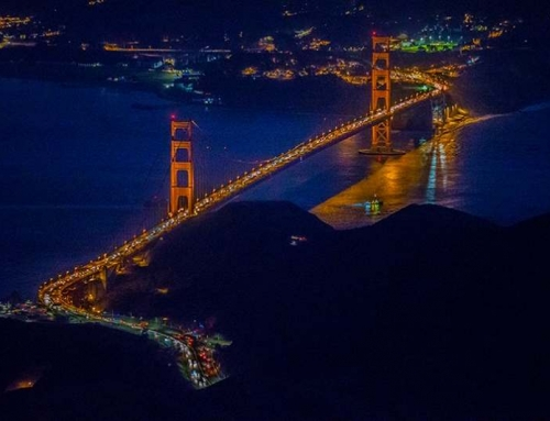 San Francisco by night – Vincent Laforet