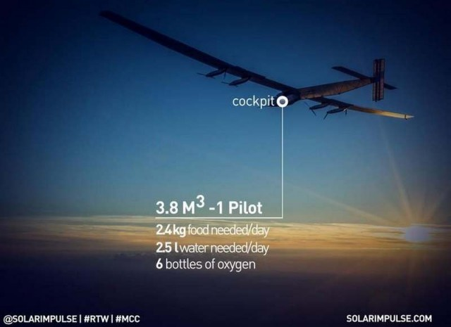 Solar Impulse 2 flies around the world (5)