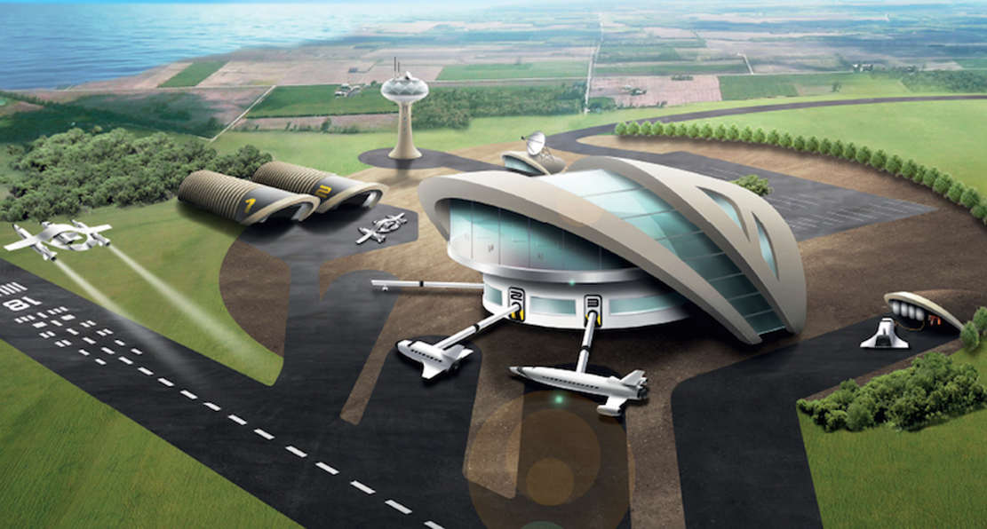 First European spaceport in UK