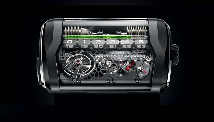 HYT limited edition H3 watch
