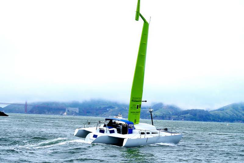 Wind-powered Commuter Ferry (3)