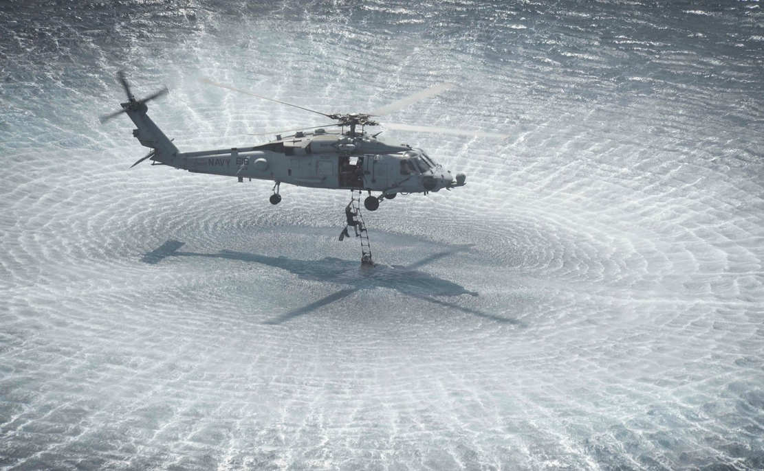 HH-60H Sea Hawk helicopter