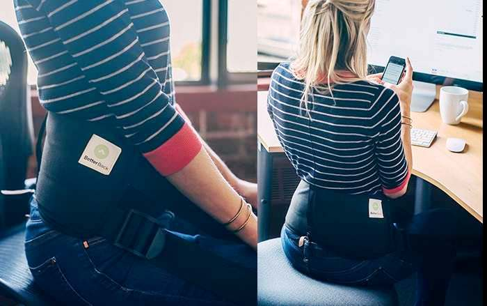 BetterBack will ease back pain