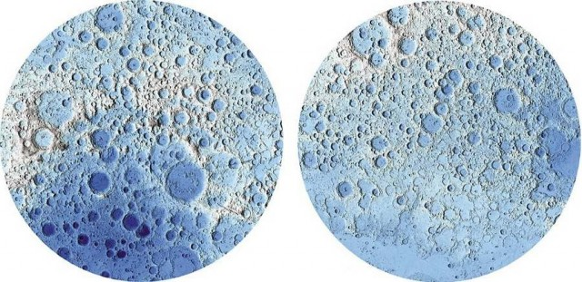 Lunar landscape compiled by US Geological Survey (3)
