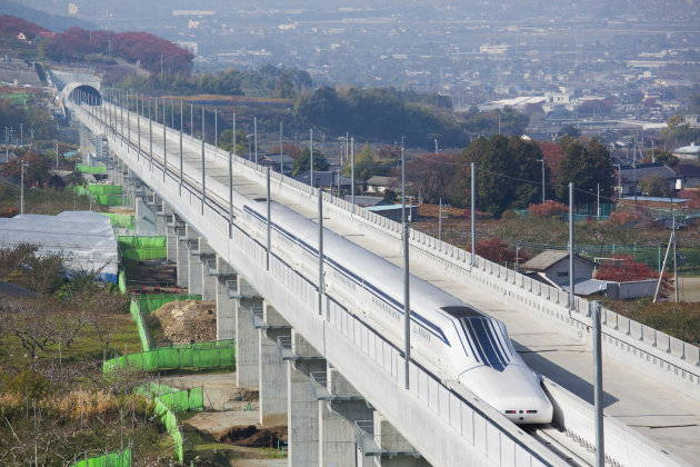 Japan's Maglev Train