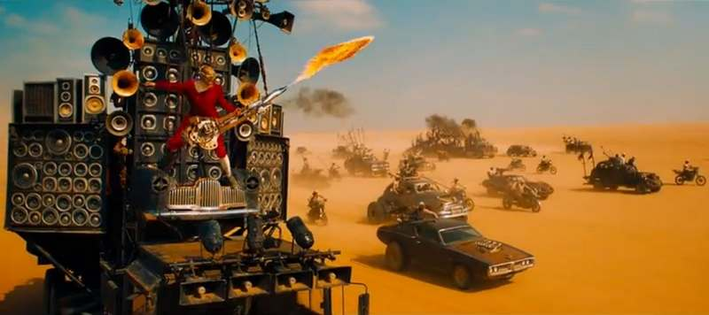 Mad Max- Fury Road