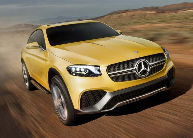 Mercedes-Benz GLC Coupe (8)