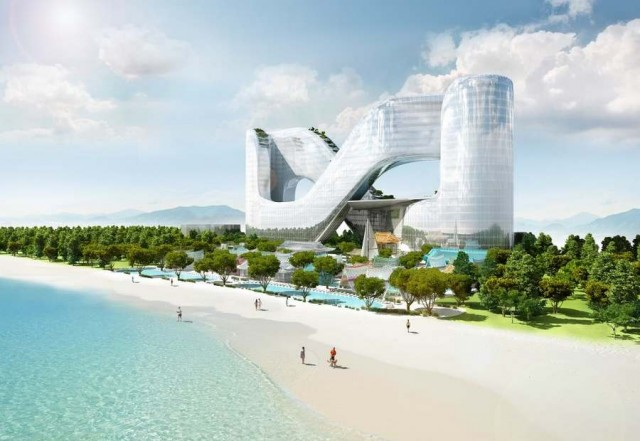 Resort Hotel for PyeongChang 2018 Winter Olympics (4)