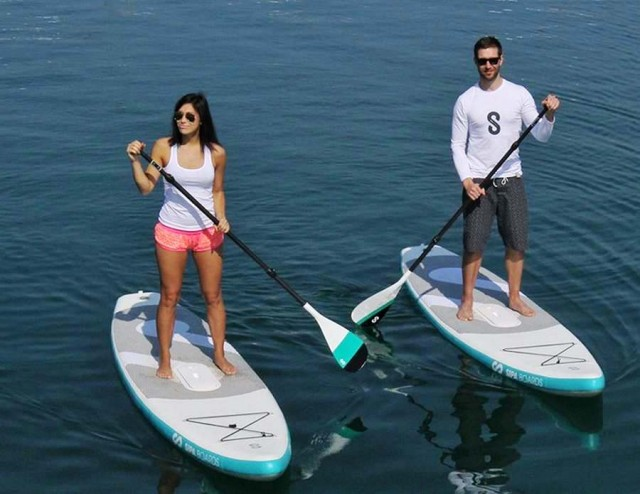 Smart, Stand-Up Paddleboard (5)