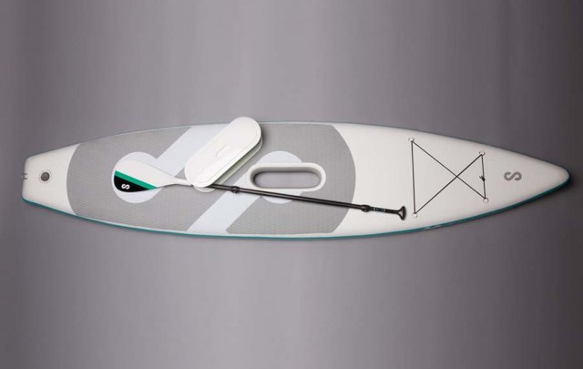 Smart, Stand-Up Paddleboard (4)