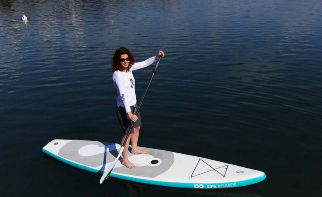 Smart, Stand-Up Paddleboard (3)