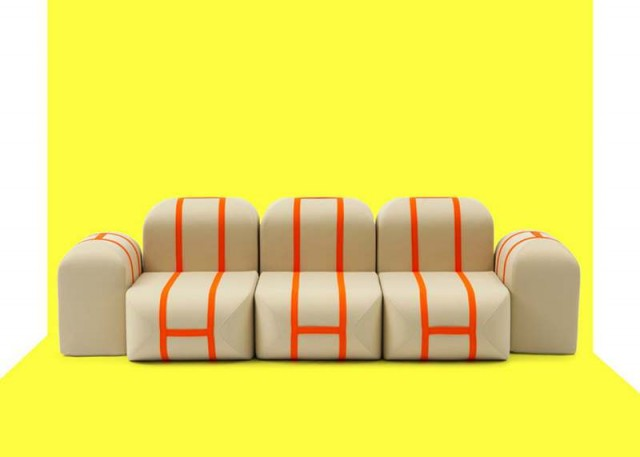 Self-made Seat sofa by Matali Crasset (6)