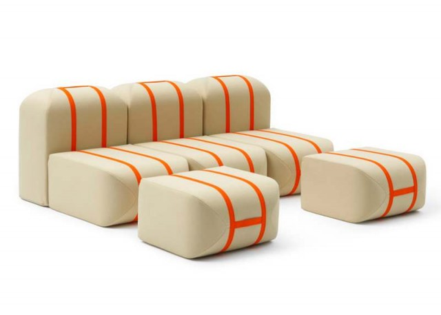 Self-made Seat sofa by Matali Crasset (5)