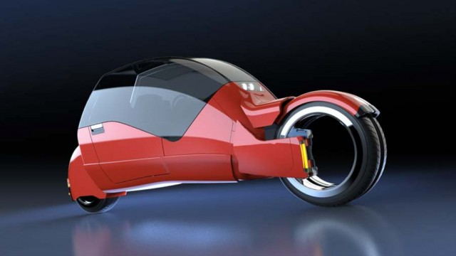 Concept car splits in two motorcycles (4)