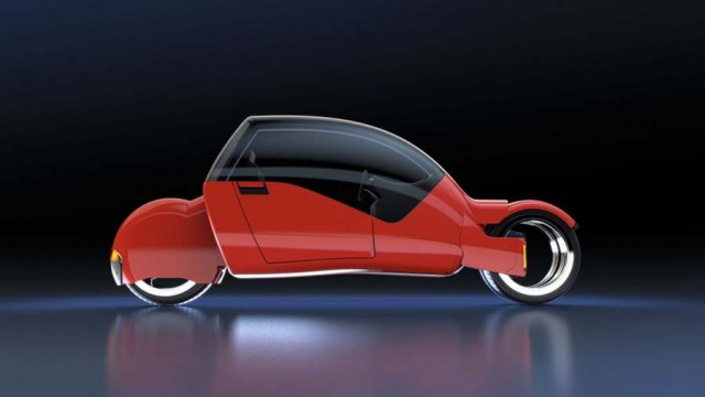 Concept car splits in two motorcycles (2)