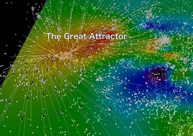 The Great Attractor