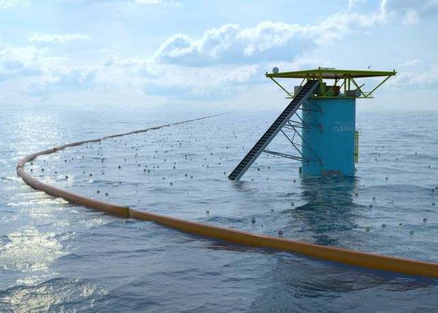The Ocean Cleanup project (1)